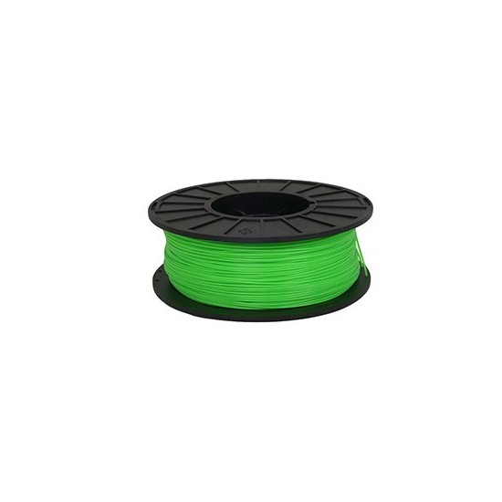 PLA filament Neon Green diameter 1.75 mm/1 kg (2.2 lb) by MakerBot