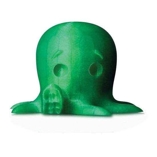 PLA filament Translucent  Green diameter 1.75 mm/1 kg (2.2 lb) by MakerBot