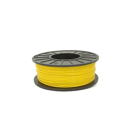 PLA filament True Yellow diameter 1.75 mm/1 kg (2.2 lb) by MakerBot