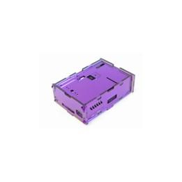 Pi-Case, boitier pour Raspberry Pi (mauve)