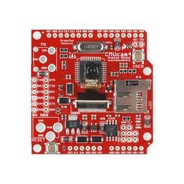 Shield CMUcam v4 pour Arduino