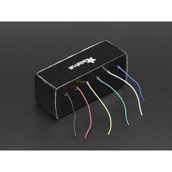 Boîte de bobines de câbles - 22AWG Solid Core - 6 x 25 ft