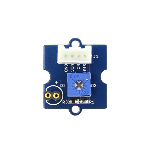 Grove Blue LED Socket