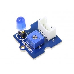 Grove Blue LED Socket