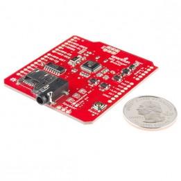 Shield lecteur de MP3 pour Arduino