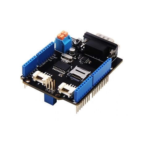 CAN-BUS Shield V2 for Arduino and LinkIt One