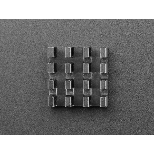Dissipateur en aluminium pour Raspberry Pi 3