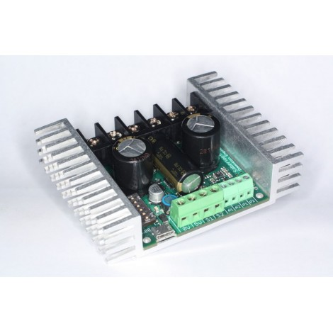 Contrôleur de moteurs régénératif Sabertooth 2X32