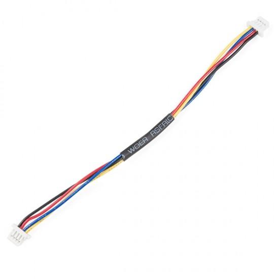 SparkFun Qwiic câble 4-pin - 100mm (PRT-14427)