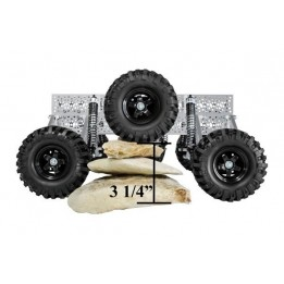 6WD Mini Mantis™ mobile Roboter