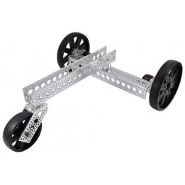 Roboterplattform mit 3 Rädern
