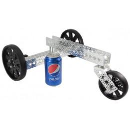 Châssis robotique à 3 roues