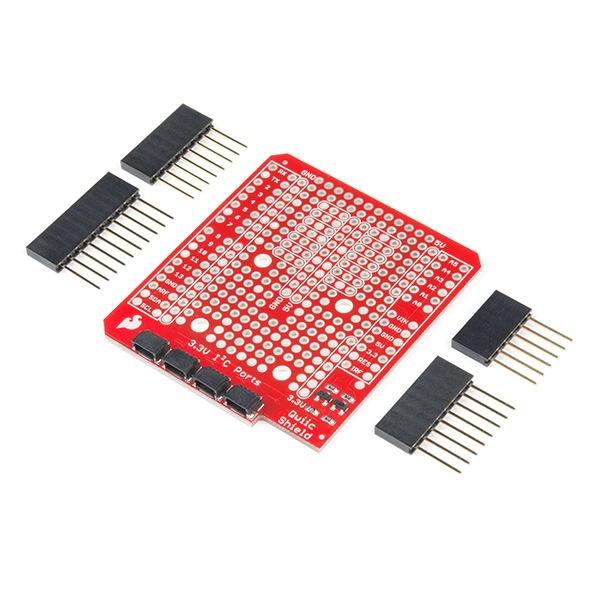Shield Qwiic pour Arduino