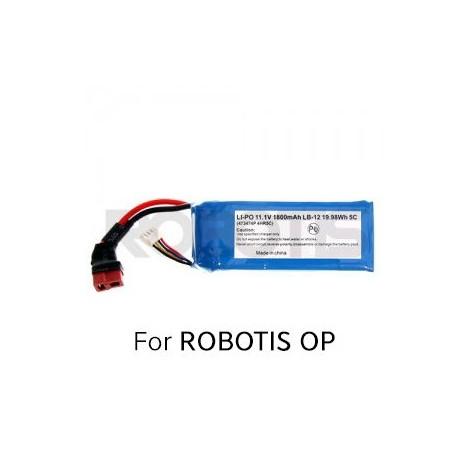 Batterie LIPO 11.1V 1800mAh LB-012