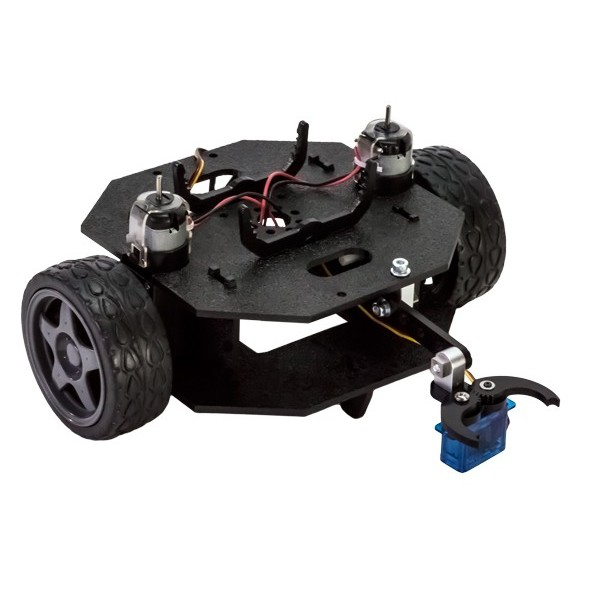Peewee Runt Rover™ robotics chassis