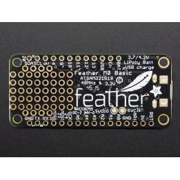 Adafruit Feather M0 Basic Proto - ATSAMD21 Cortex M0