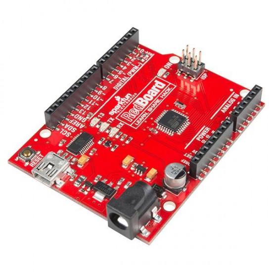 SparkFun RedBoard - Programmable avec l'IDE Arduino