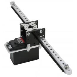 Kit de Crémaillère à Engrenage Perpendiculaire Simple 785