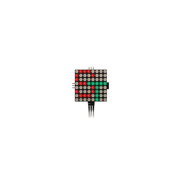 Parallax 8x8 RGB LED Matrix Display Module