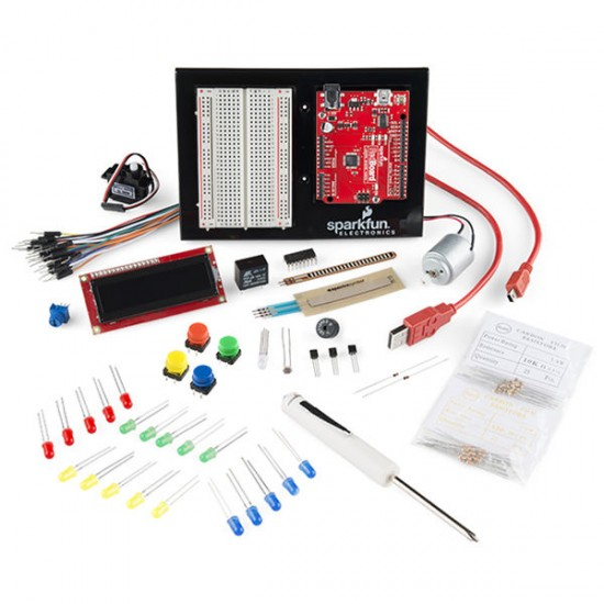SparkFun Inventor Electronic Kit v3.2 for Beginners