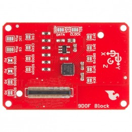 9 Degrees of Freedom Block for Intel® Edison