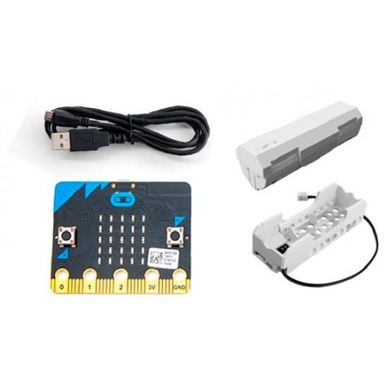 Pack de base Micro:bit (avec batteries)