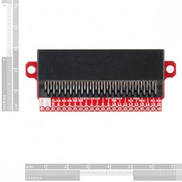 micro:bit Breakout (with connectors)