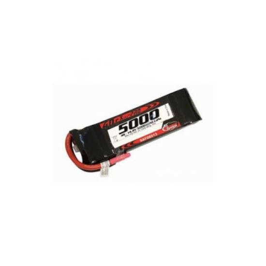 2S Lipo battery Xell-Pro 7.4V 5000 mAh