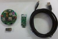 gumstix Overo extension for programmable robot E-puck