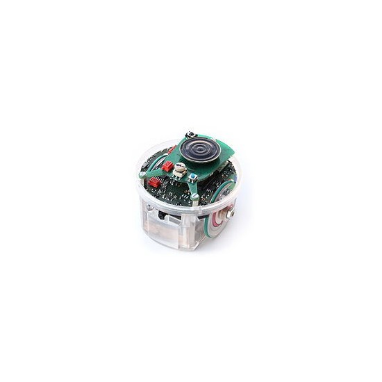 E-puck robot with battery