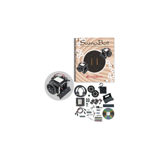 Parallax SumoBot