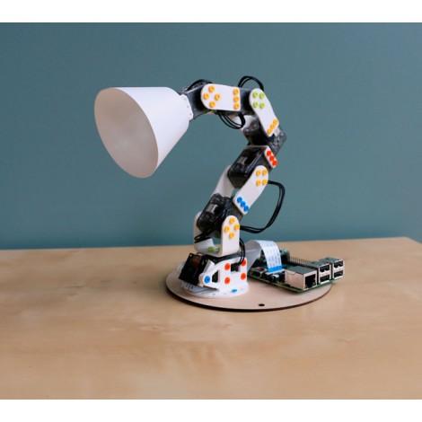 Poppy Ergo Jr mit Teilen aus 3D Druck