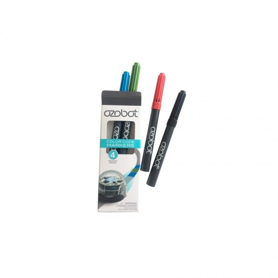 Box of 4 Ozobot Markers