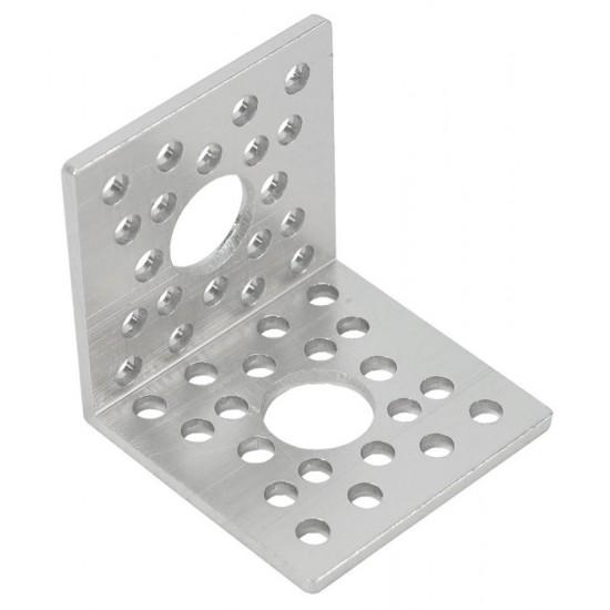 Support en aluminium angle 90° ServoCity