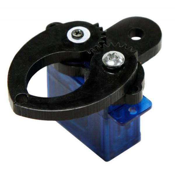 Mini pince robotique sub-micro ServoCity