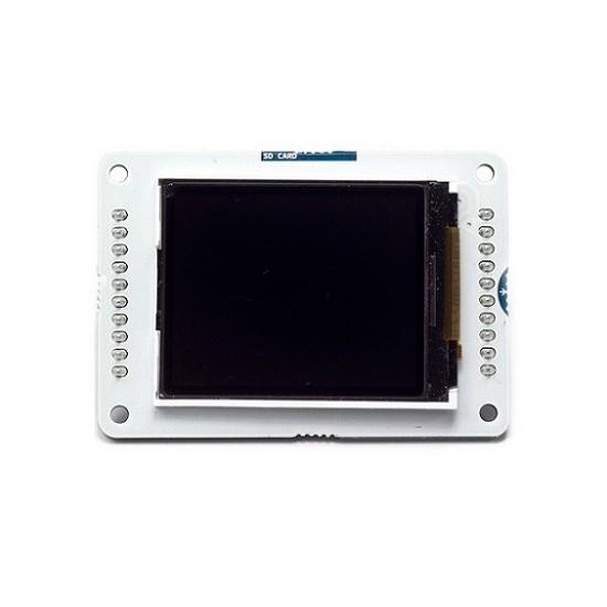 Arduino TFT LCD Screen with microSD card