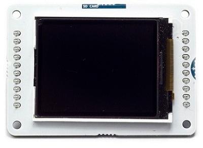 Arduino tft lcd bildschirm mit mikrosd speicherkarte a