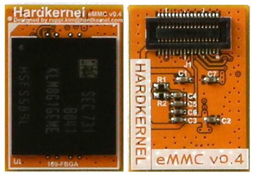 8 GB ODROID-XU3/XU4 eMMC Module (Linux)