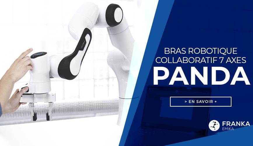Bras robotique collaboratif Panda