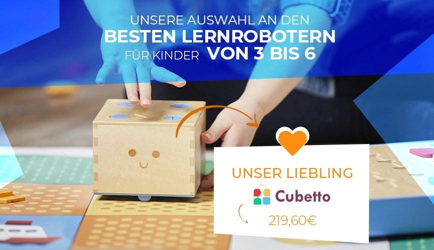Montessori Roboter Cubetto