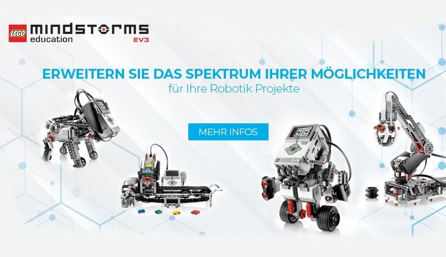Lego Education Roboterbausätze