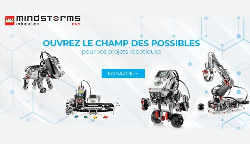 Kits Lego Mindstorms