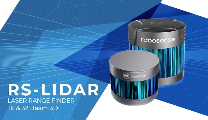 RoboSense LiDAR Laser Range Finder