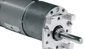 DC motors for robotics