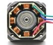 Stepper motors for robotics