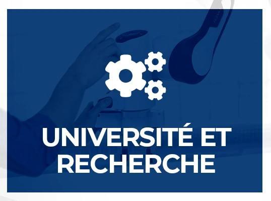 Robots pour l'université et la recherche