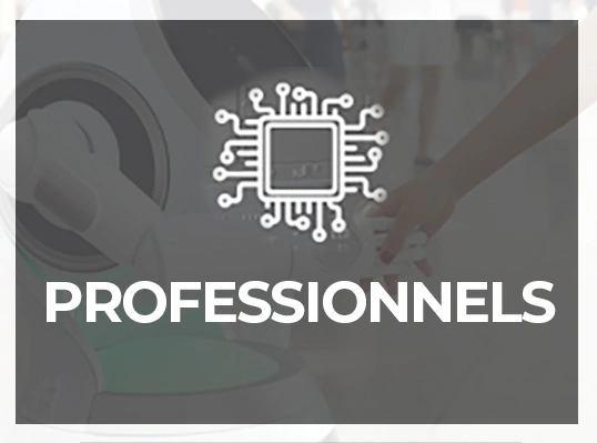 Robots pour les professionnels