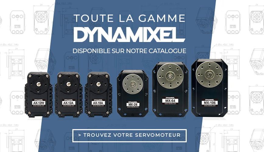 Servomoteurs Dynamixel