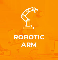 robot arm to teach automation