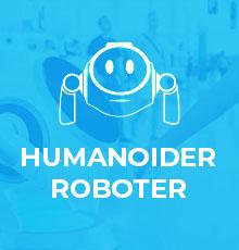 humanoider roboter für die Ausbildung